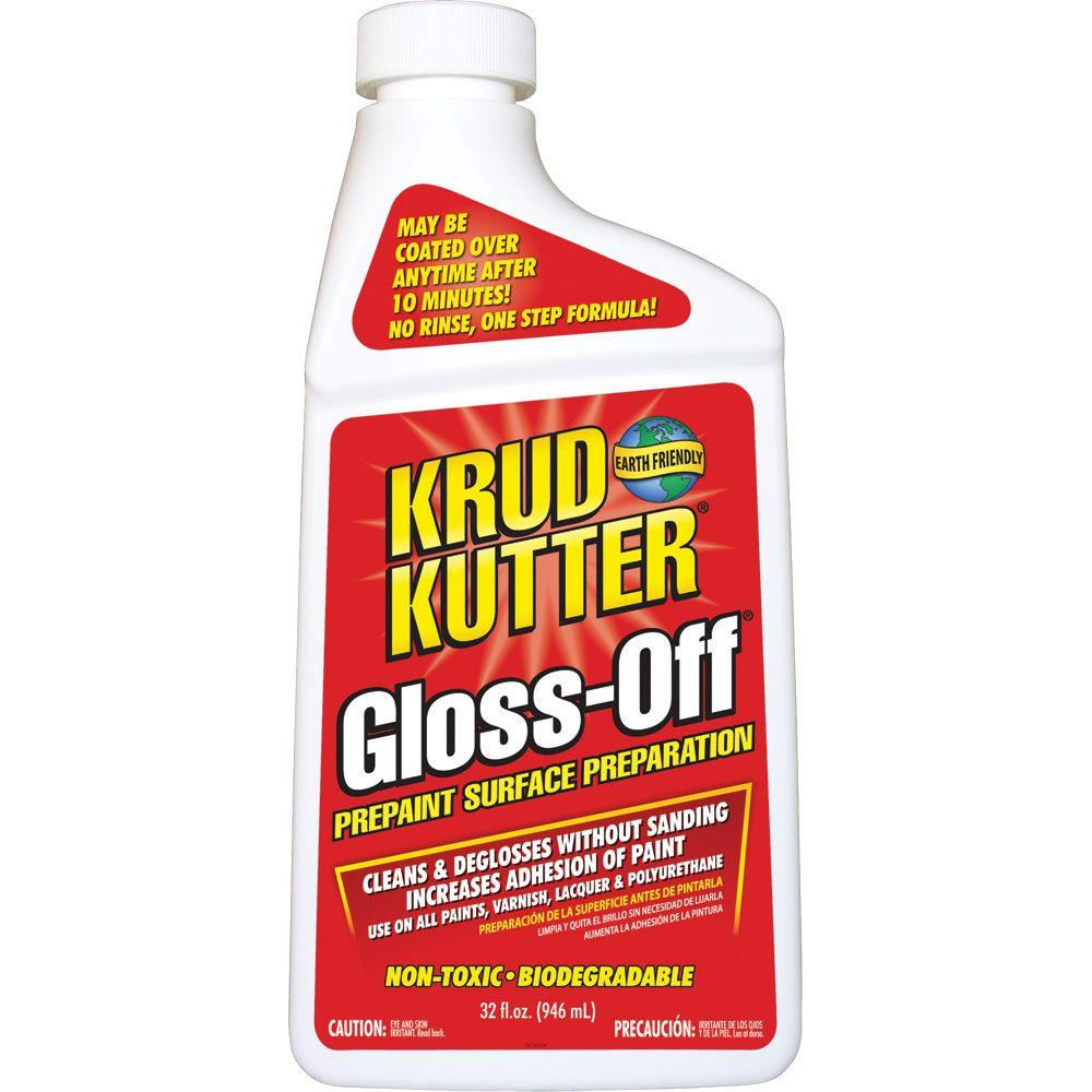 Kitchen Kutter: Krud Kutter 32 Oz. Gloss-Off Prepaint Surface Preparation