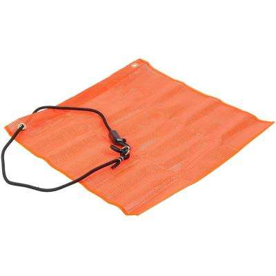 18 in. Bungee Safety Flag