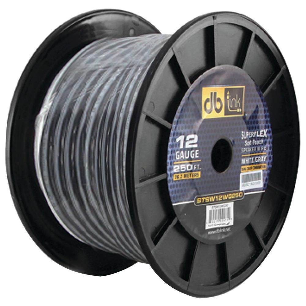 Phoenix DB Link SW12G250Z 12 Gauge 250 feet Speaker Wire Blue