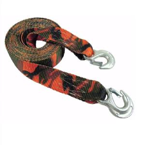 Click here to buy Keeper 20 ft. x 2 inch Blaze Camo Tow Strap by Keeper.