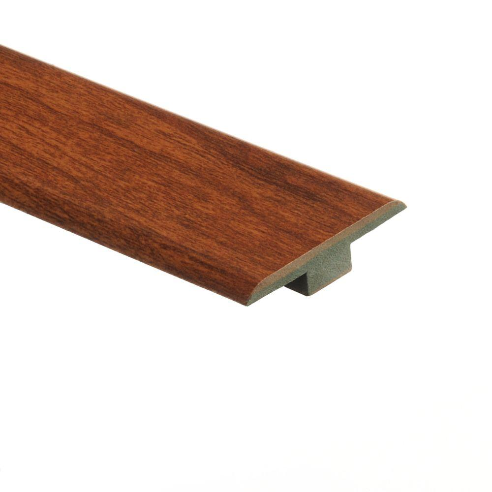 Zamma Pacific Cherry 7/16 in. Thick x 1-3/4 in. Wide x 72 in. Length Laminate T-Molding