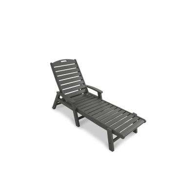 Yacht Club Stepping Stone Patio Stackable Chaise