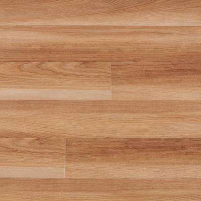 Take Home Sample - True Cherry Luxury Vinyl Flooring - 4 in. x 4 in.