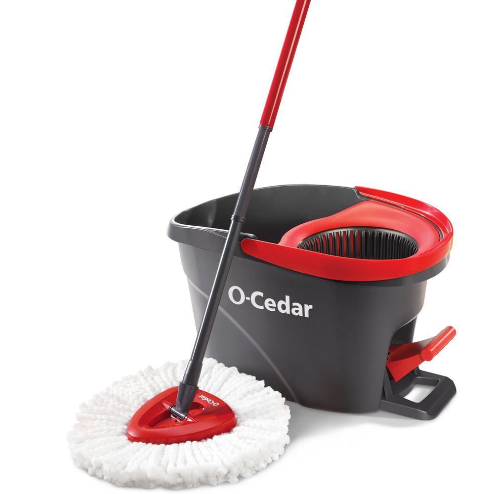 O Cedar Easy Wring Spin Mop 148473