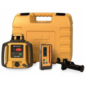 Topcon RL-H4C Red Beam Rotary Rechargeable Laser Level by Topcon