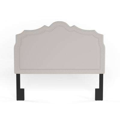 Skyler Taupe Queen Headboard