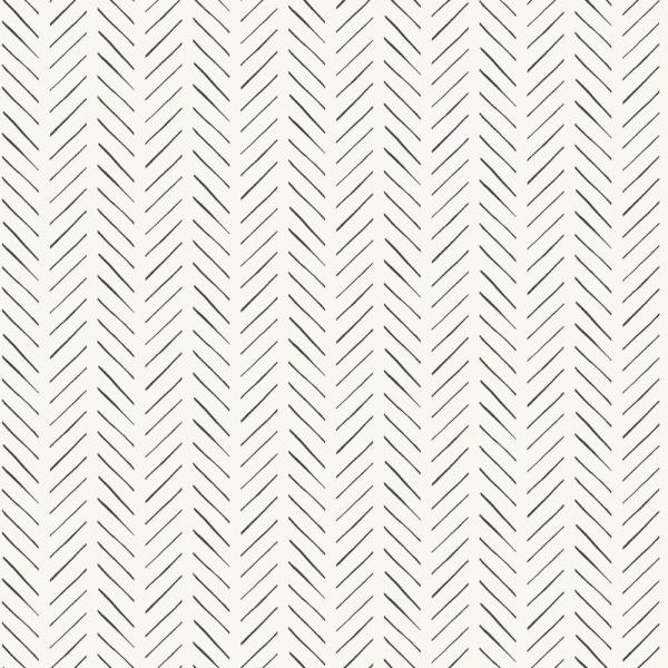 Magnolia Home by Joanna Gaines 56 sq. ft. Pick-Up Sticks Wallpaper