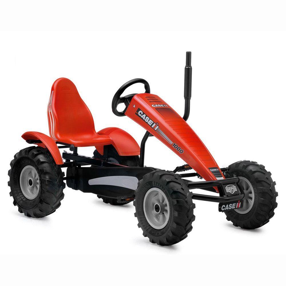 Case Ih Af Pedal Go Kart Tractor 03 73 72 The Home Depot