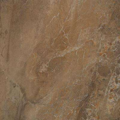 Chateau Beige 18 in. x 18 in. Glazed Porcelain Floor and Wall Tile (15.75 sq. ft. / case)