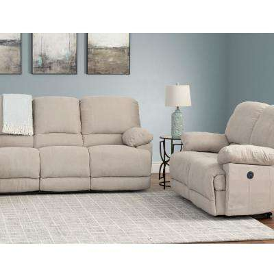 Classic Reclining Fabric Sofas Loveseats Living Room