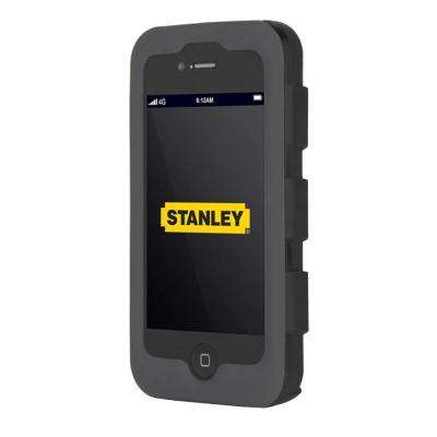 Foreman iPhone 4 and 4S Rugged 2-Piece Smart Phone Case - Black