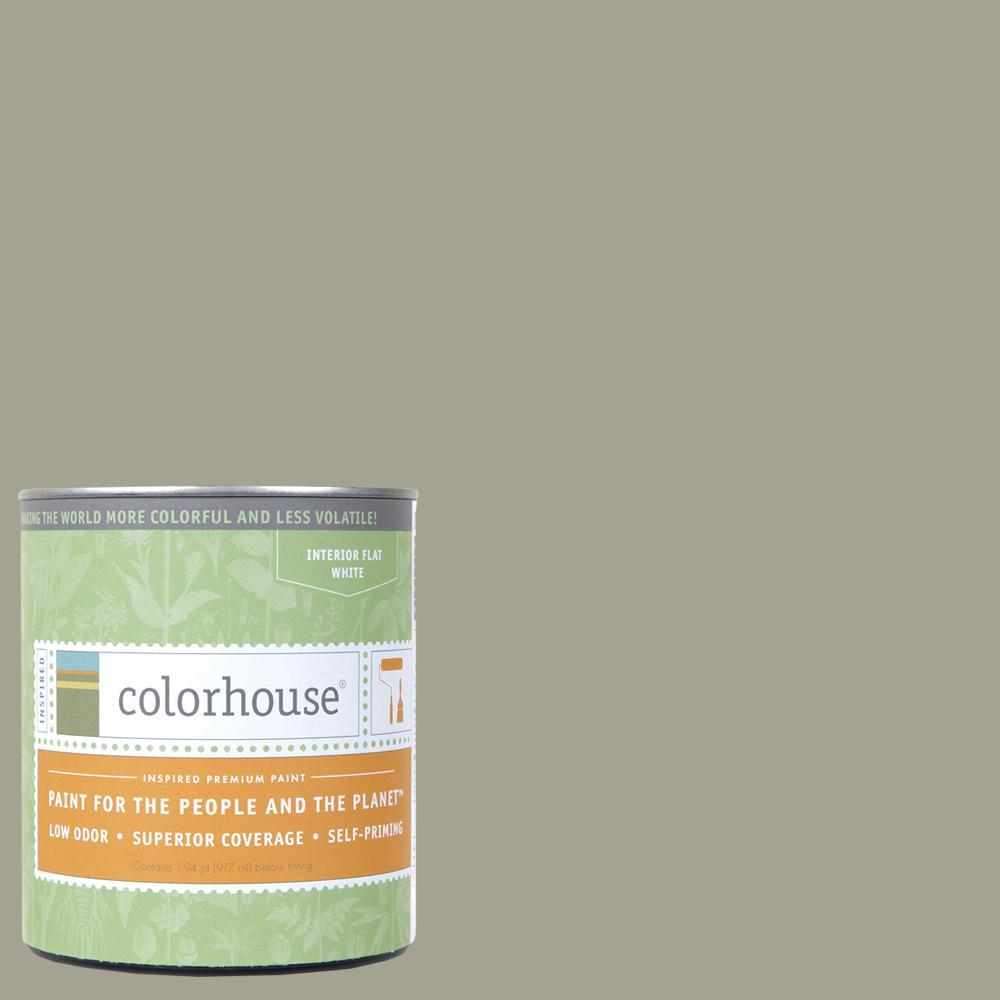 1 qt. Nourish .03 Flat Interior Paint