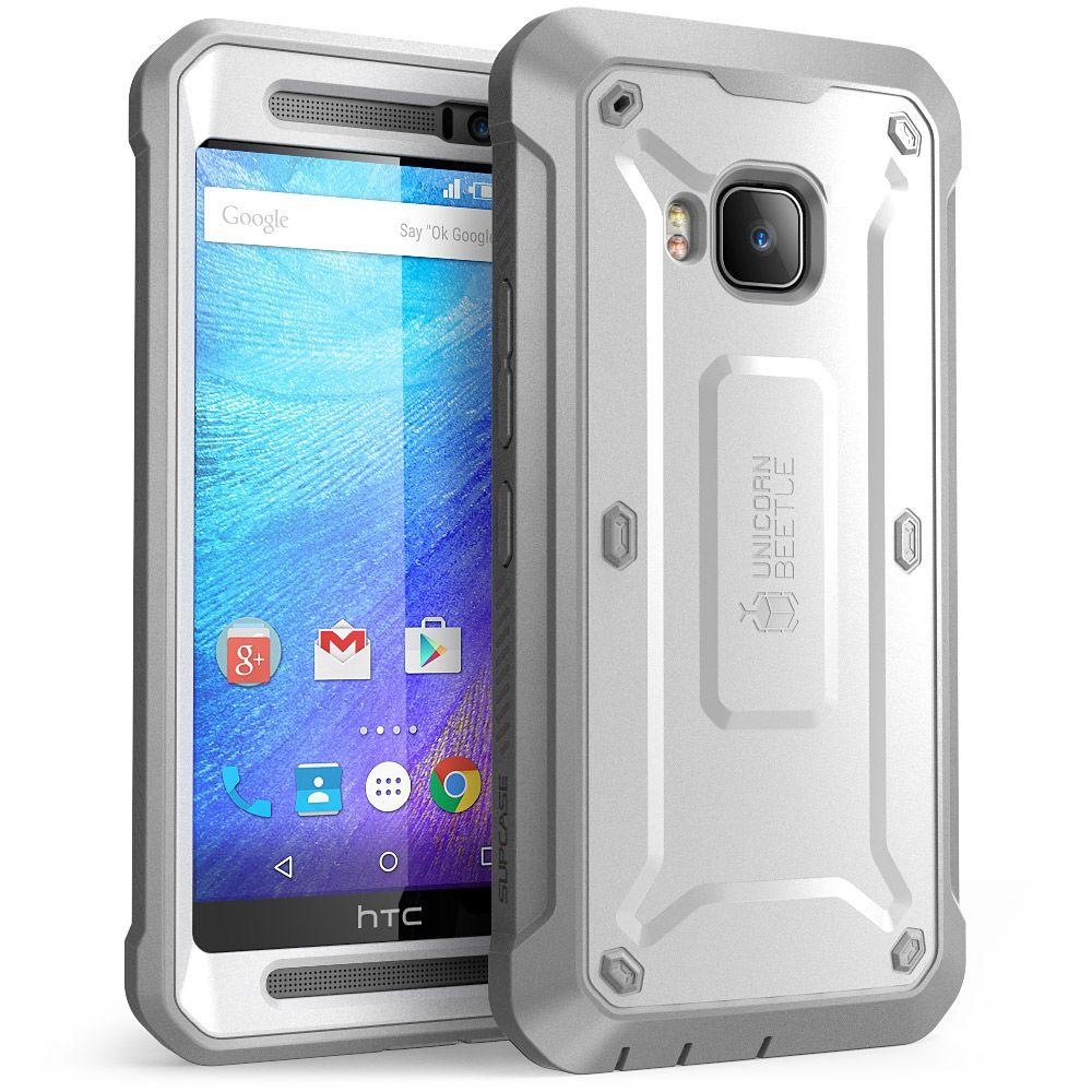 SUPCASE Unicorn Beetle Pro Full-Body Rugged Case for HTC One M9,