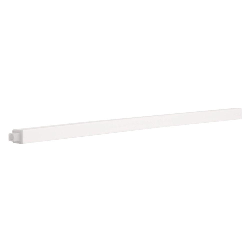 Replacement Towel Bar Rod in White. White   Towel Bars   Bathroom Hardware   The Home Depot