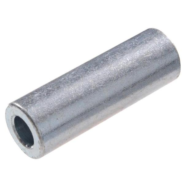 Zinc Heavy-Duty Spacers (1/4'' I.D. x 5/8'' O.D. x 1/4'' Length)
