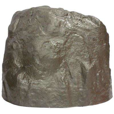 20.5 in. x 25 in. x 18 in. Bronze Color Large Landscape Rock
