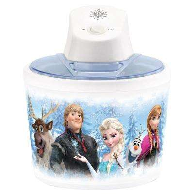 Frozen Team 1.5 Qt. Ice Cream Maker