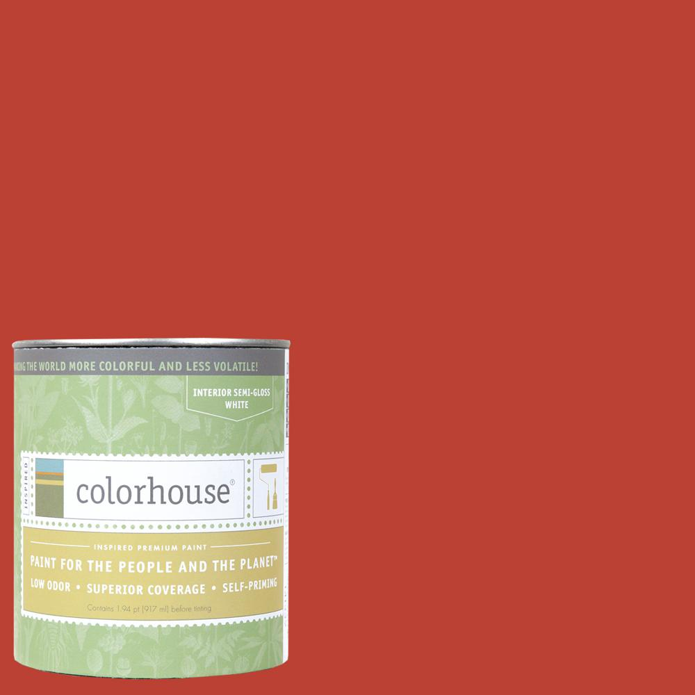 Colorhouse 1 qt. Petal .06 Semi-Gloss Interior Paint