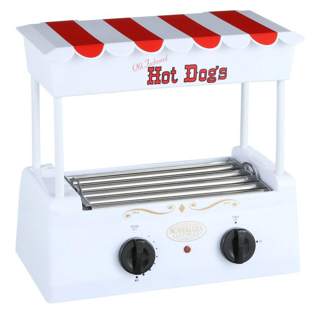 Nostalgia Vintage Collection Hot Dog Roller