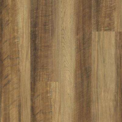 Take Home Sample - Jefferson Golden Resilient Vinyl Plank Flooring - 5 in. x 7 in.