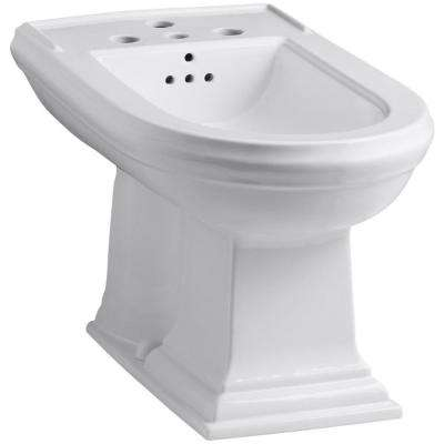 Memoirs Elongated Bidet in White