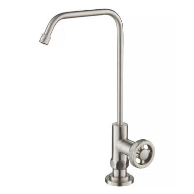 Urbix Single-Handle Water Dispenser Faucet for Water Filtration System in Spot Free Stainless Steel