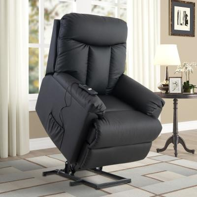 Incredible Black Recliners Chairs The Home Depot Short Links Chair Design For Home Short Linksinfo