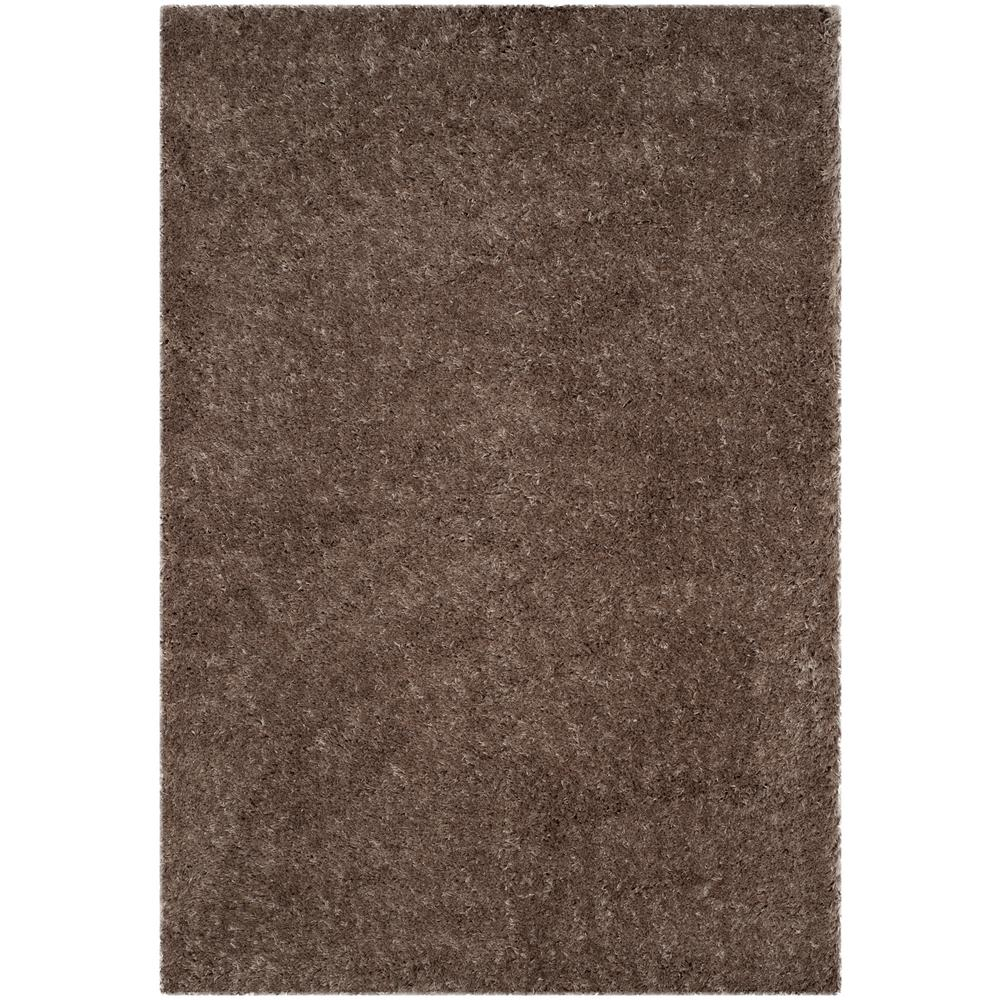 Safavieh Polar Shag Mushroom 9 Ft X 12 Ft Area Rug Psg800c 9 The