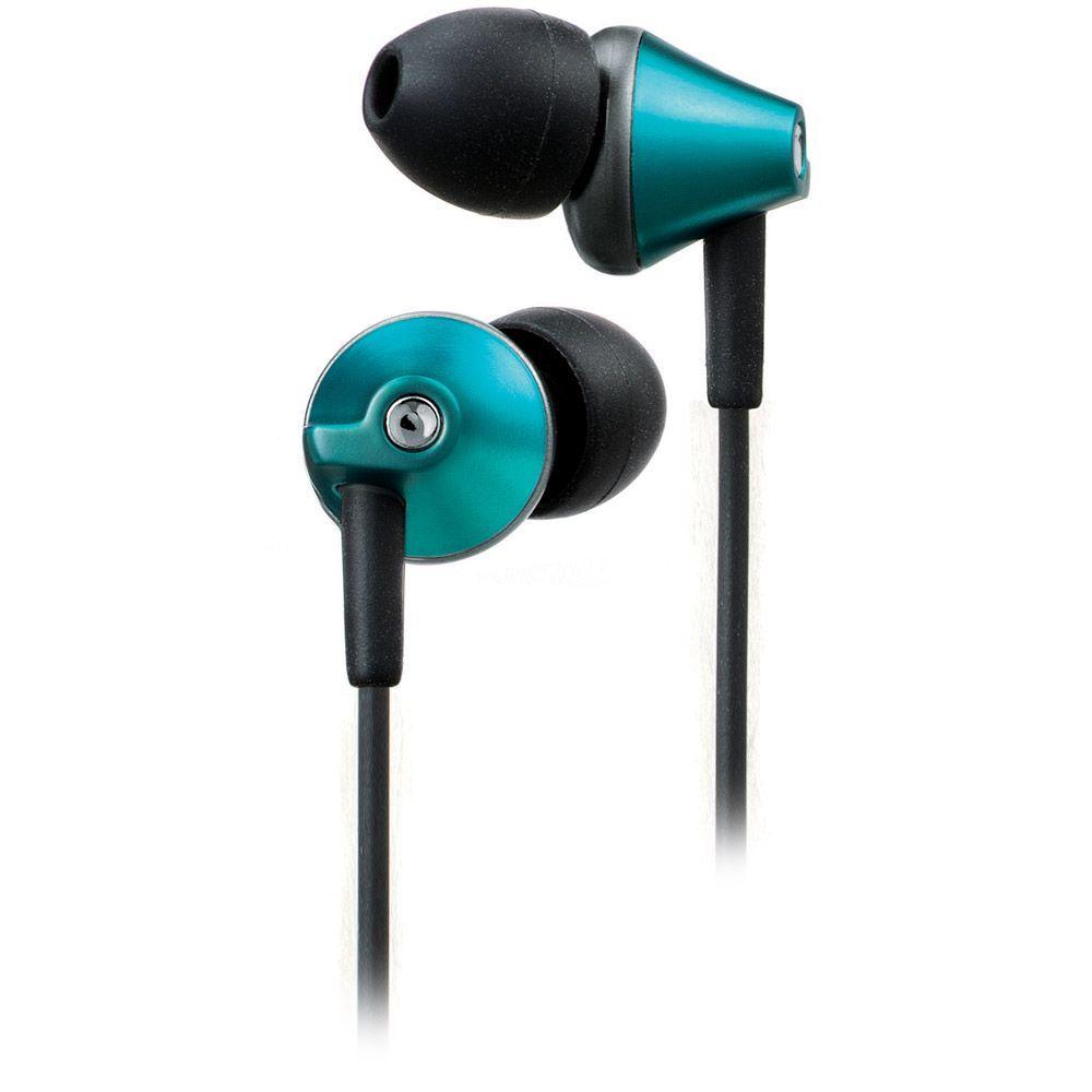 Panasonic Earbud Earphone Blue-DISCONTINUED