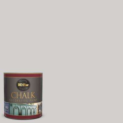 1-qt. #BCP39 Trellis Gray Interior Chalk Finish Paint