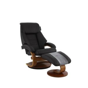 Awe Inspiring Relax R Montreal Espresso Top Grain Leather Recliner And Pdpeps Interior Chair Design Pdpepsorg