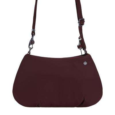 Citysafe CX Merlot Red Small Crossbody Bag