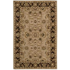 India House Taupe 8 Ft X 10 6 In Area Rug