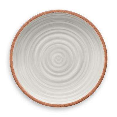 Rustic Swirl Ivory Dinner Plate (Set of 6)