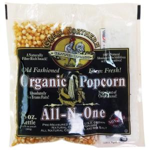 8 oz. Old Fashioned Organic Popcorn Portion Packs (18-Pack)