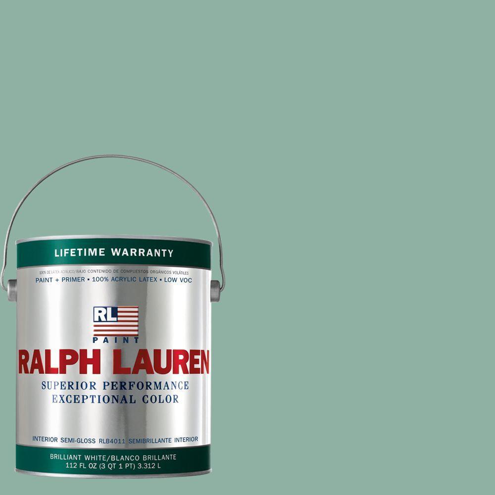 Ralph Lauren 1-gal. Hotel Du Cap Semi-Gloss Interior Paint