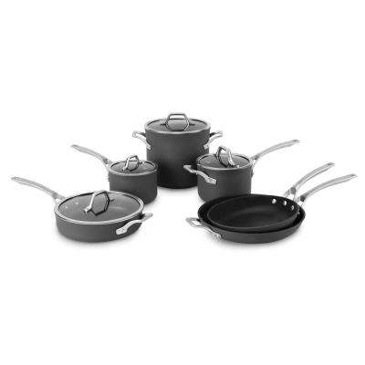 Signature 10-Piece Non-Stick Cookware Set
