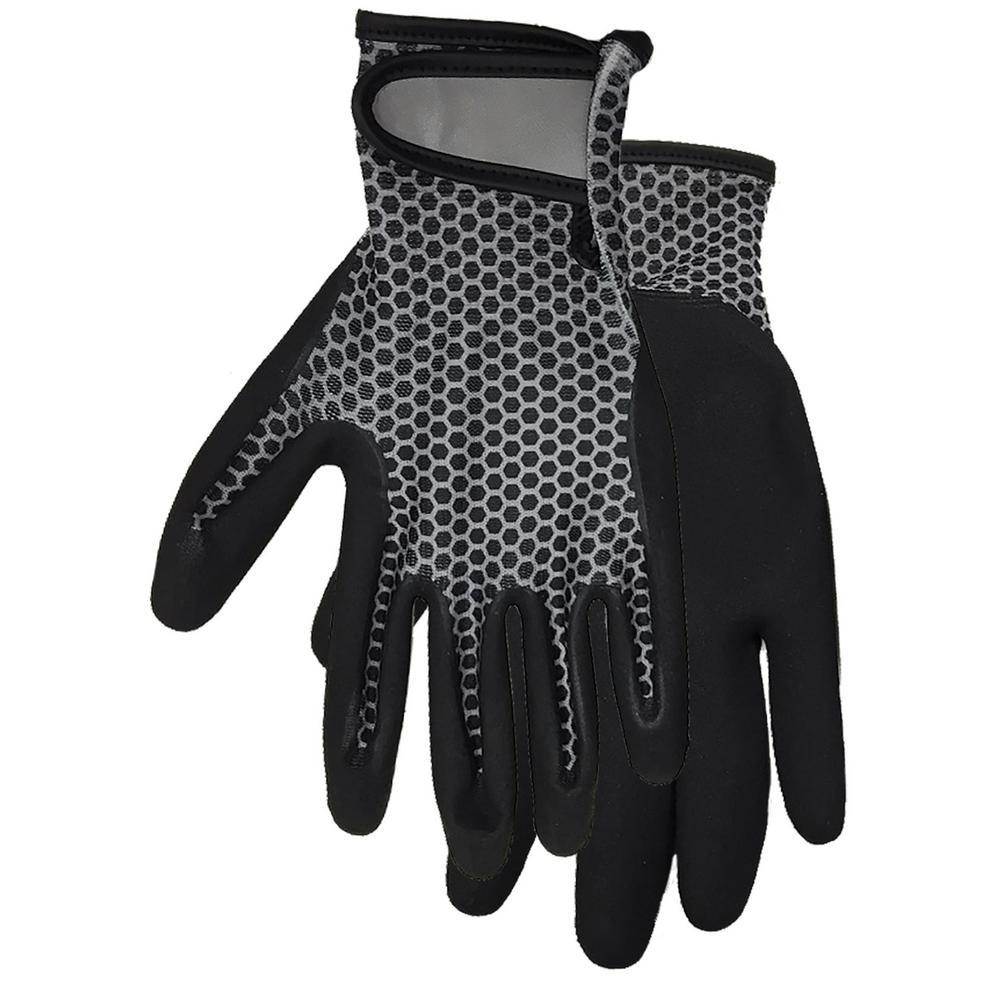 Max Perf/Foam Dip/Velcro Wrist Glove