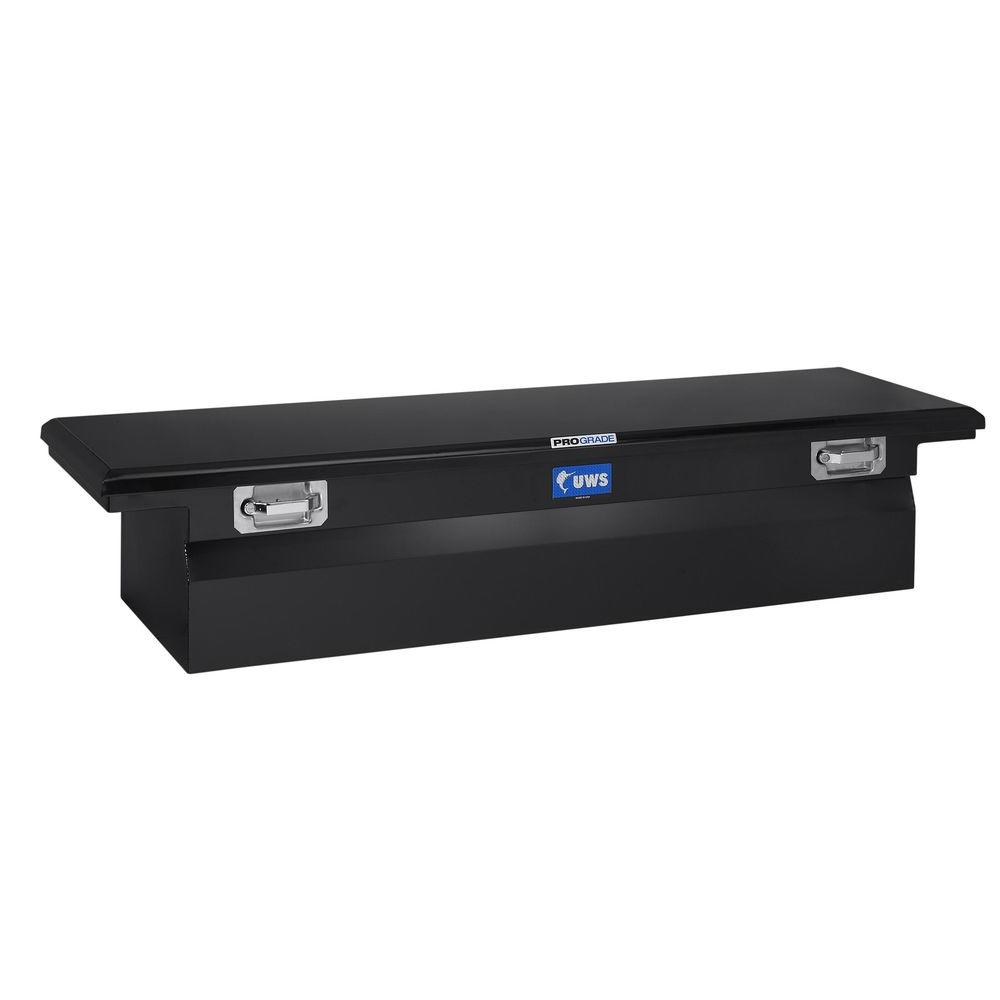 UWS 70 in. ProGrade Steel Low Profile Black Crossover Tool Box