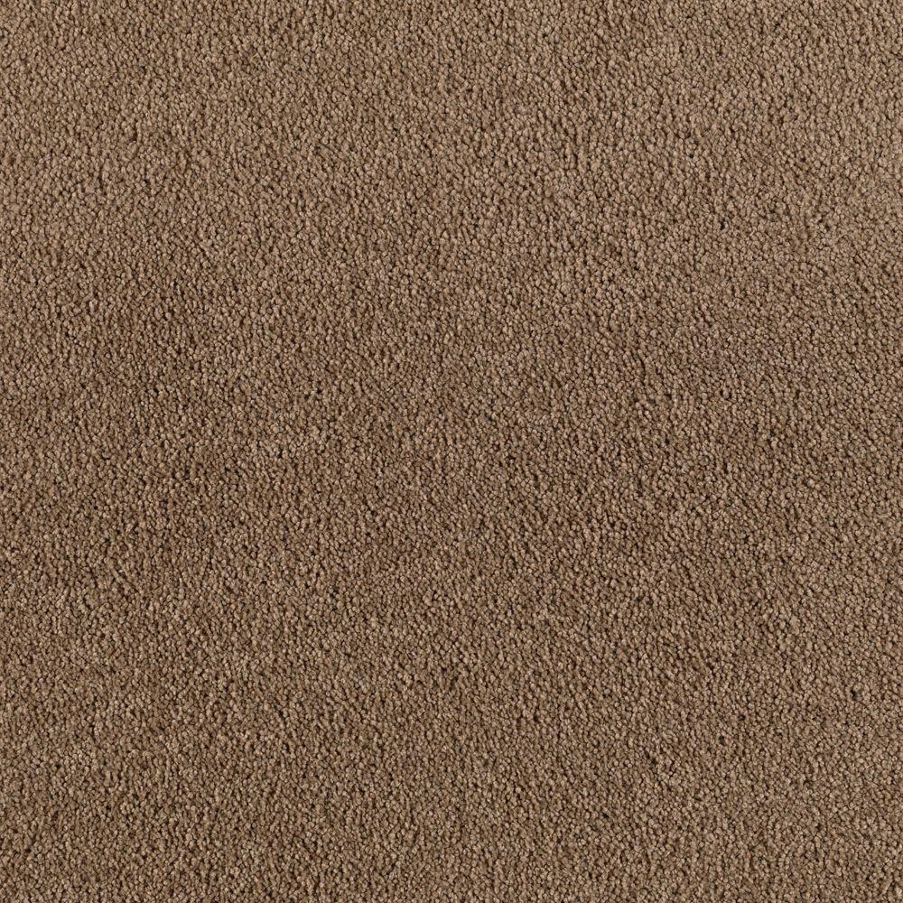 Cashmere II - Color Bali Brown 12 ft. Carpet