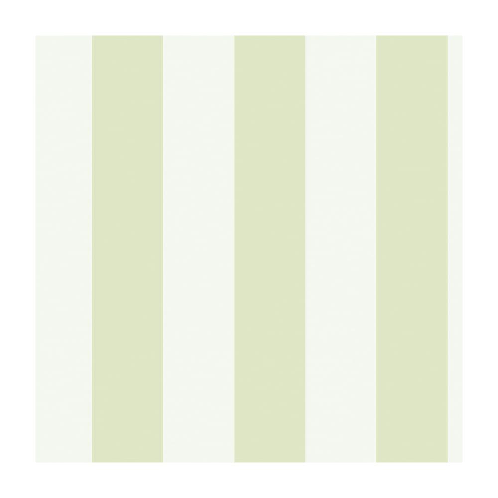 York Wallcoverings Silk Stripe Wallpaper