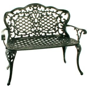Mississippi Patio Loveseat Bench   Oakland Living  Oakland Living Hummingbird Loveseat Patio Bench 3206 AB   The Home  . Oakland Living Mississippi Patio Rocking Chair. Home Design Ideas