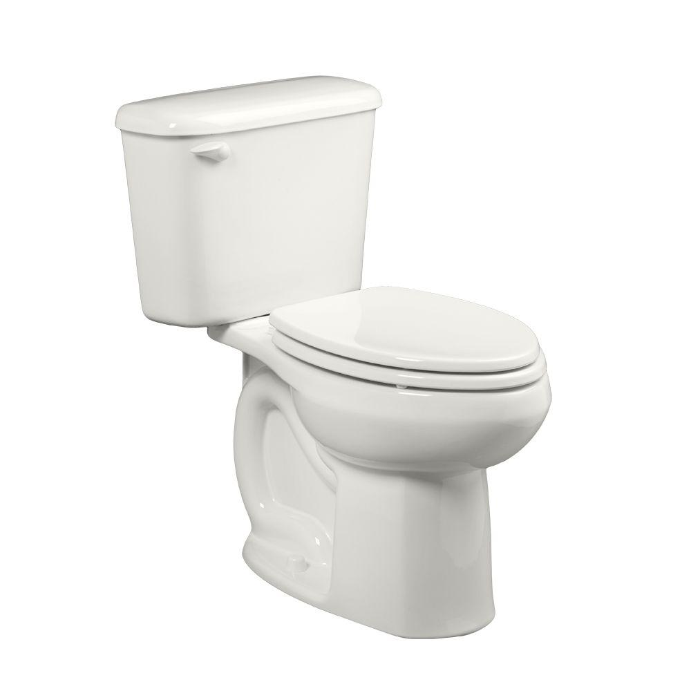 Colony Tall Height 10 in. Rough-In 2-piece 1.6 GPF Single Flush