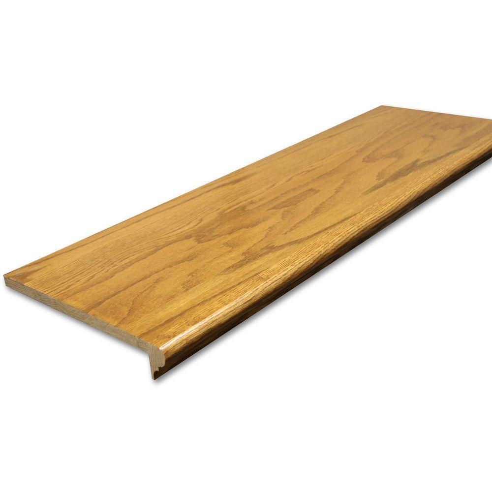 Stairtek 0.625 in. x 11.5 in. x 48 in. Prefinished Marsh Red Oak Retread