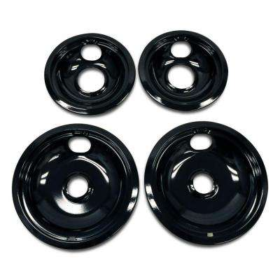 Drip Pan Kit in Black