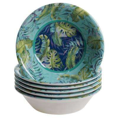 Tropicana Multicolor All Purpose Bowl (Set of 6)