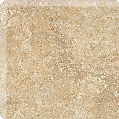 Fantesa Cameo 2 in. x 2 in. Glazed Ceramic Bullnose Corner Wall Tile