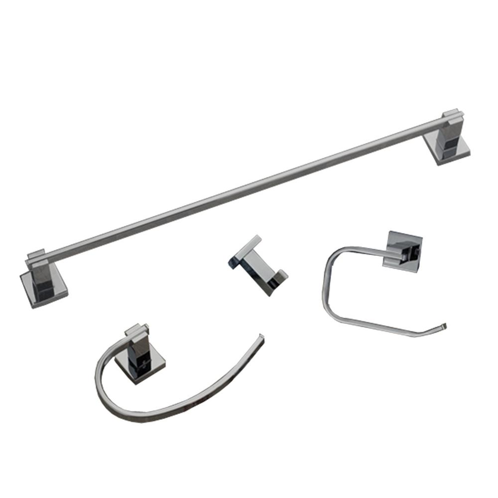 4 Piece Bathroom Accessory Set. Image Result For 4 Piece Bathroom Accessory Set