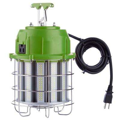 100-Watt 12,000 Lumens LED Temporary Hanging Cage