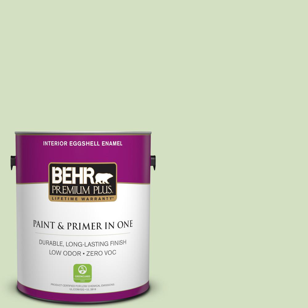 BEHR Premium Plus 1-gal. #P380-3 Irish Folklore Eggshell Enamel Interior Paint